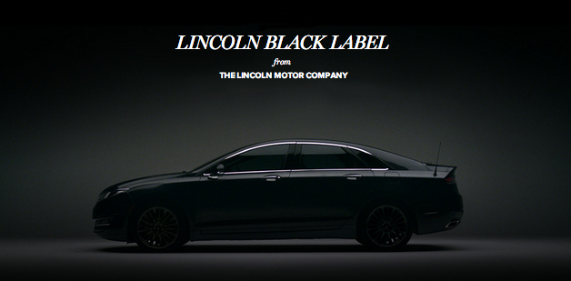 The lincoln motor company jonathan emmerling for The lincoln motor company