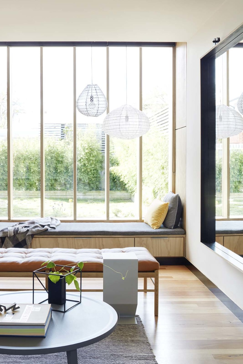 Wooden Box House - Moloney Architects