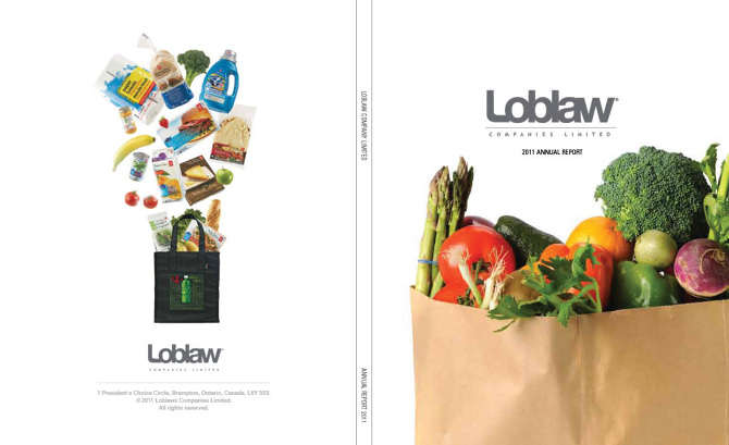 loblaws report Make your shopping experience easier with flyers,deals and online shopping browse your local store or shop select locations online with click & collect.
